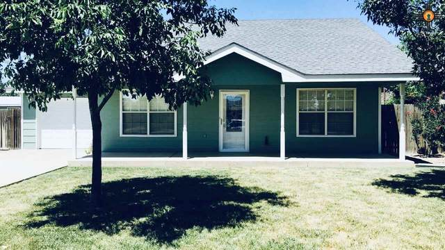 2620 Ross St, Clovis, NM 88101 (MLS #20210967) :: Rafter Cross Realty