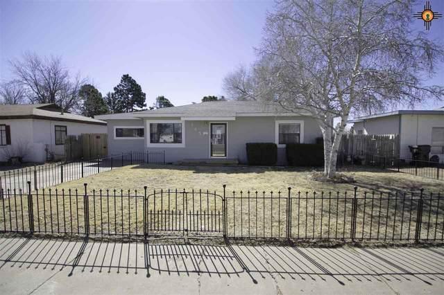 145 E Plains, Clovis, NM 88101 (MLS #20210973) :: Rafter Cross Realty