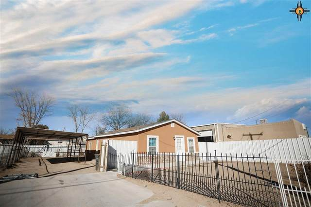 2308 W Lea St, Carlsbad, NM 88220 (MLS #20210977) :: Rafter Cross Realty
