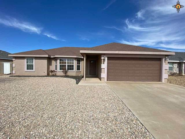 308 Carmel Dr, Clovis, NM 88101 (MLS #20210980) :: Rafter Cross Realty
