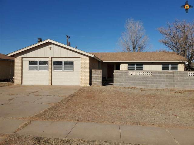 408 Starlite, Clovis, NM 88101 (MLS #20210983) :: Rafter Cross Realty