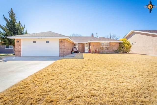 1509 W Bullock Ave, Artesia, NM 88210 (MLS #20211049) :: Rafter Cross Realty