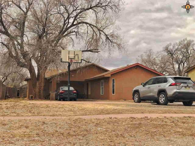 1004 Calhoun, Clovis, NM 88101 (MLS #20211056) :: Rafter Cross Realty