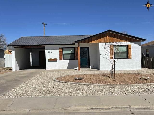 904 Hank Ave, Artesia, NM 88210 (MLS #20211058) :: Rafter Cross Realty