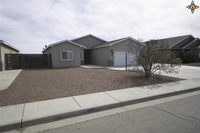1709 College Park Dr., Clovis, NM 88101 (MLS #20211062) :: Rafter Cross Realty