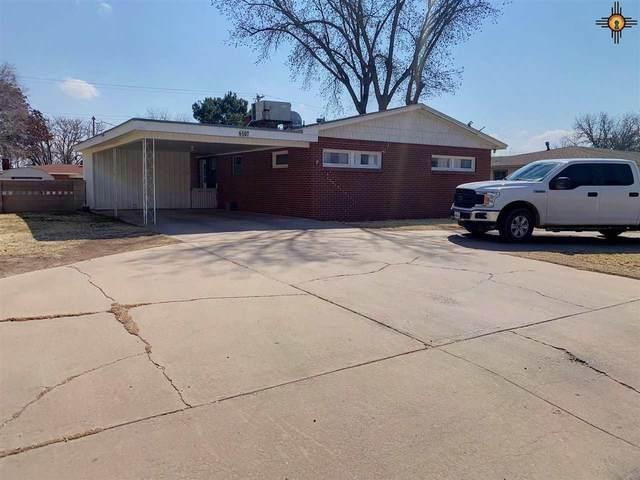 507 S Fifteenth, Artesia, NM 88210 (MLS #20211070) :: Rafter Cross Realty
