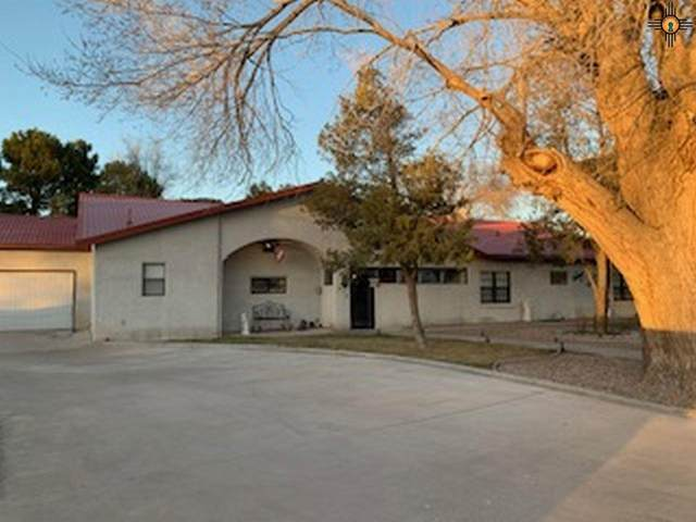 610 W Hermosa Drive, Artesia, NM 88210 (MLS #20211078) :: Rafter Cross Realty