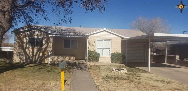 1806 Sears, Artesia, NM 88210 (MLS #20211079) :: Rafter Cross Realty