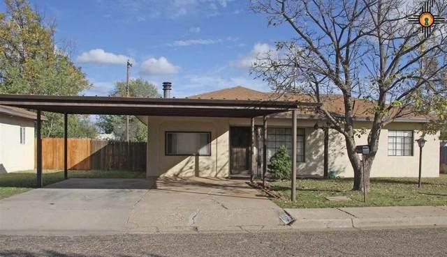 3013 La Luz, Clovis, NM 88101 (MLS #20211100) :: Rafter Cross Realty