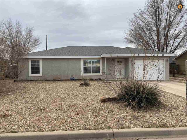 1825 Debra St, Clovis, NM 88101 (MLS #20211124) :: Rafter Cross Realty