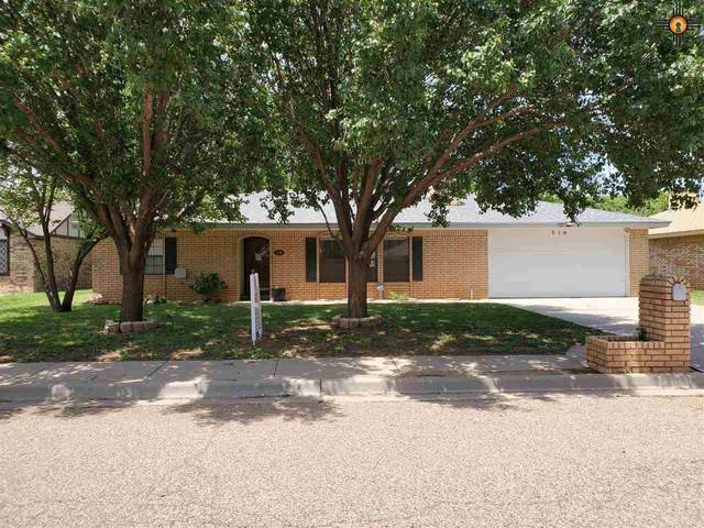 316 Rosewood, Clovis, NM 88101 (MLS #20211172) :: Rafter Cross Realty