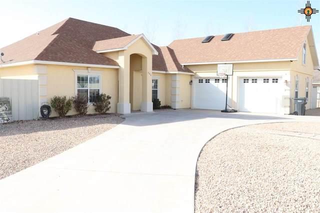 306 E Cherry Lane, Carlsbad, NM 88220 (MLS #20211233) :: Rafter Cross Realty