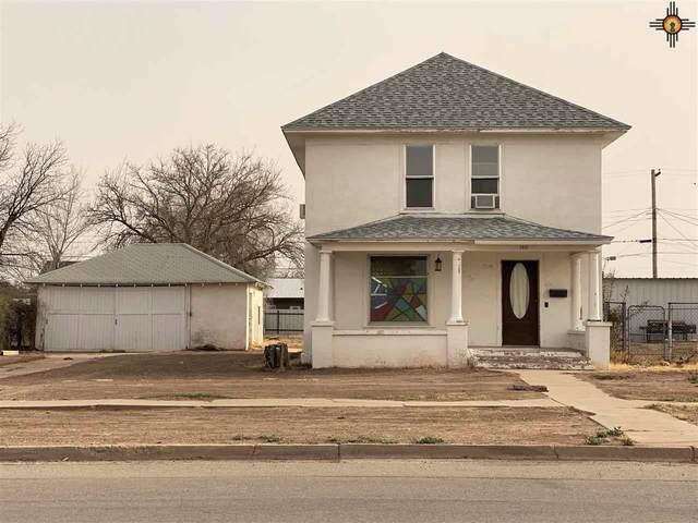1011 W Grand Avenue, Artesia, NM 88210 (MLS #20211235) :: Rafter Cross Realty