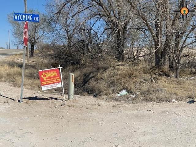TBD Wyoming Ave/Hwy 18, Jal, NM 88252 (MLS #20211262) :: The Bridges Team with Keller Williams Realty