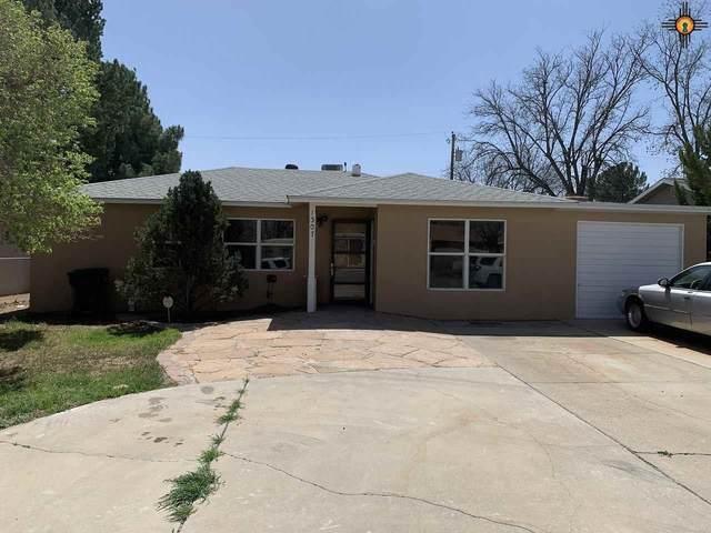 1307 Irvin St, Carlsbad, NM 88220 (MLS #20211391) :: Rafter Cross Realty