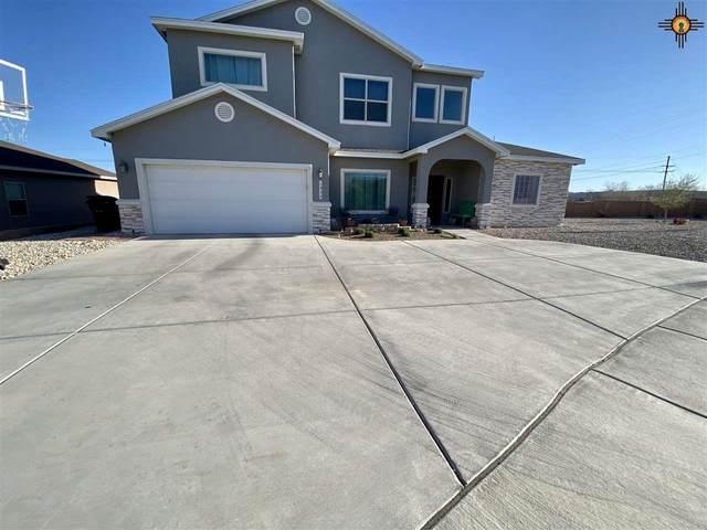 1937 Leanne Drive, Carlsbad, NM 88220 (MLS #20211455) :: Rafter Cross Realty