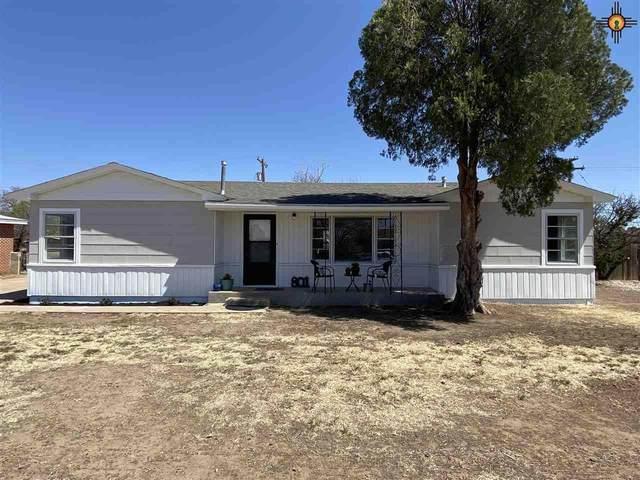 801 S Elgin Avenue, Portales, NM 88130 (MLS #20211505) :: Rafter Cross Realty