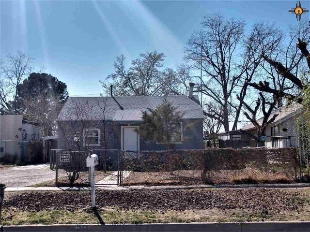 211 S Lake St, Carlsbad, NM 88220 (MLS #20211571) :: Rafter Cross Realty