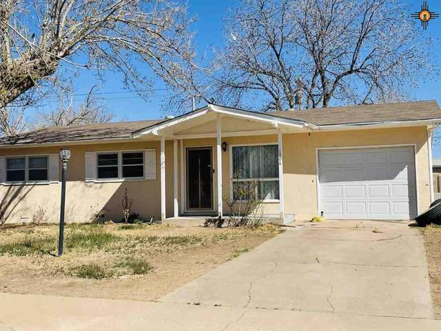1706 W Feather Ave, Artesia, NM 88210 (MLS #20211679) :: Rafter Cross Realty
