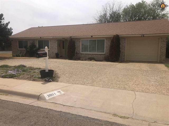 2601 N Breckon, Hobbs, NM 88240 (MLS #20211784) :: Rafter Cross Realty