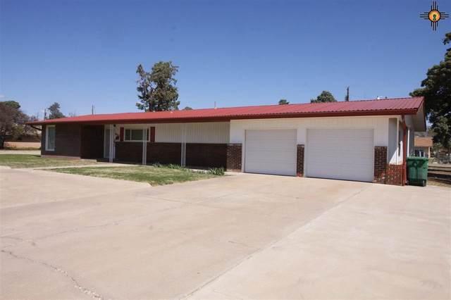 522 W Avenue A, Lovington, NM 88260 (MLS #20211962) :: Rafter Cross Realty