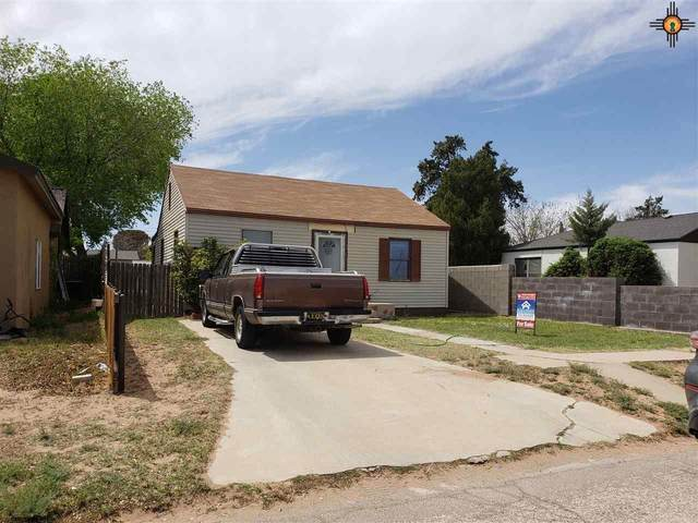 1303 18th Street, Eunice, NM 88231 (MLS #20212041) :: Rafter Cross Realty