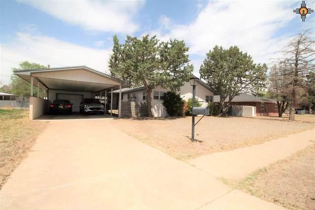 1404 W 17th Lane, Portales, NM 88130 (MLS #20212239) :: Rafter Cross Realty