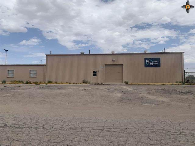 604 S Commerce St, Jal, NM 88252 (MLS #20212290) :: The Bridges Team with Keller Williams Realty