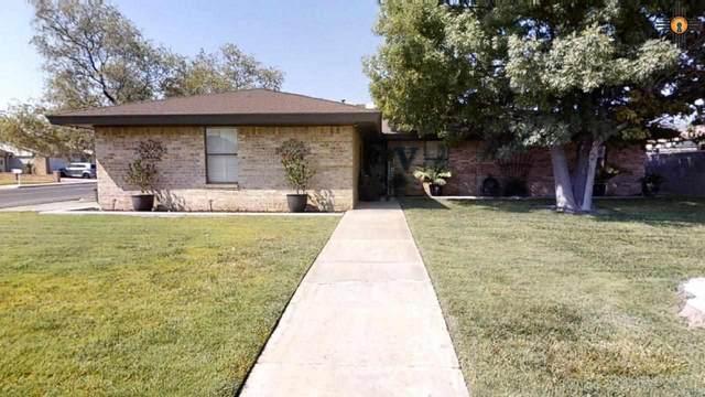1218 W Pueblo Ave, Hobbs, NM 88240 (MLS #20212348) :: Rafter Cross Realty