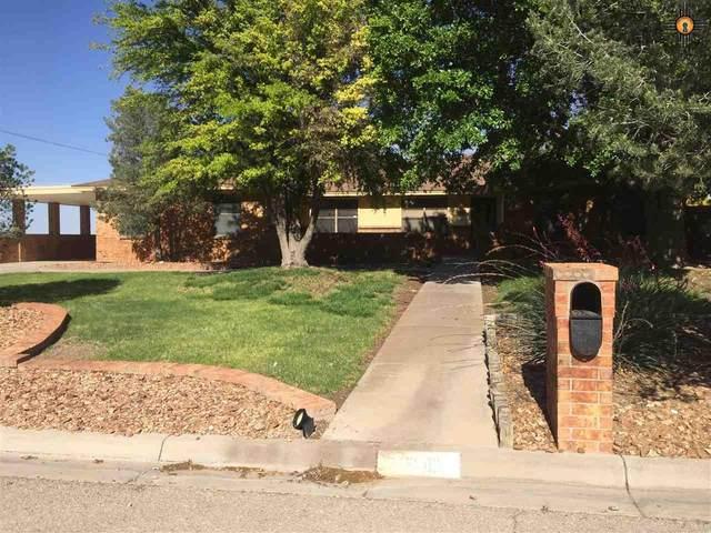308 N La Cuesta Rd, Artesia, NM 88210 (MLS #20212545) :: Rafter Cross Realty