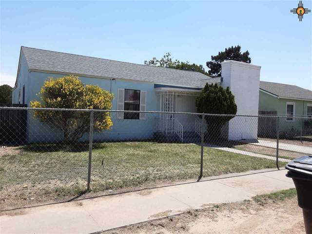 508 W 13th, Roswell, NM 88201 (MLS #20212568) :: The Bridges Team with Keller Williams Realty