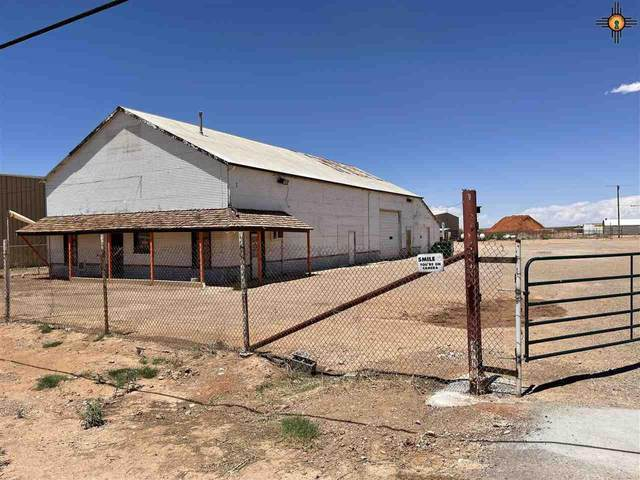 11376 Lovington Hwy, Artesia, NM 88210 (MLS #20212795) :: The Bridges Team with Keller Williams Realty