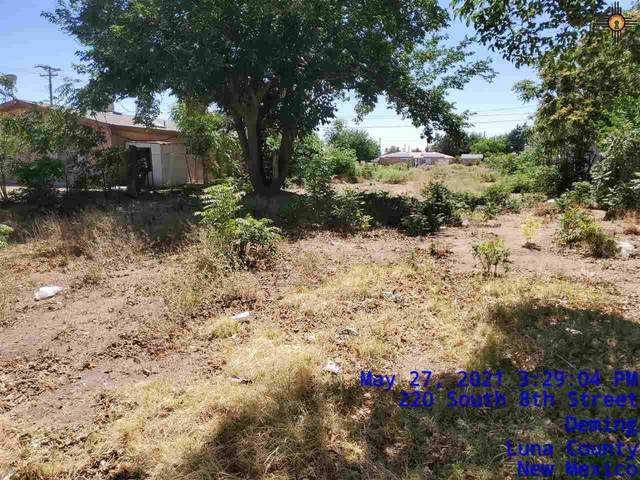 210 S 8th St, Deming, NM 88030 (MLS #20212876) :: The Bridges Team with Keller Williams Realty