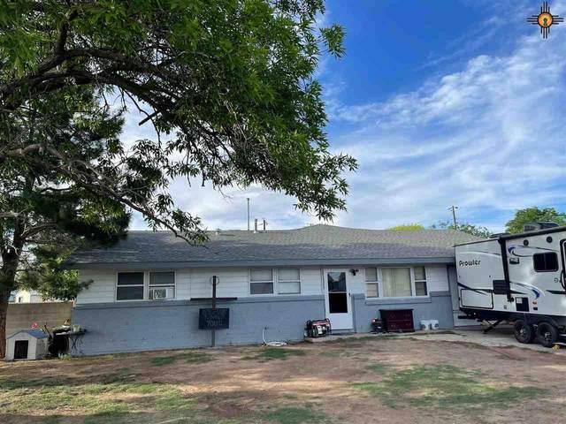 1524 W Polk, Lovington, NM 88260 (MLS #20212896) :: Rafter Cross Realty