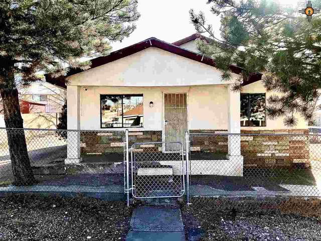 316 E Jefferson, Gallup, NM 87301 (MLS #20212908) :: The Bridges Team with Keller Williams Realty