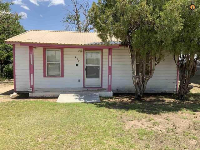610 N East, Lovington, NM 88260 (MLS #20212951) :: Rafter Cross Realty