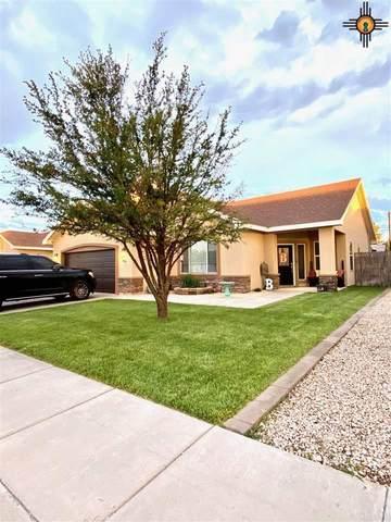 817 W Cottonwood, Lovington, NM 88260 (MLS #20212953) :: Rafter Cross Realty
