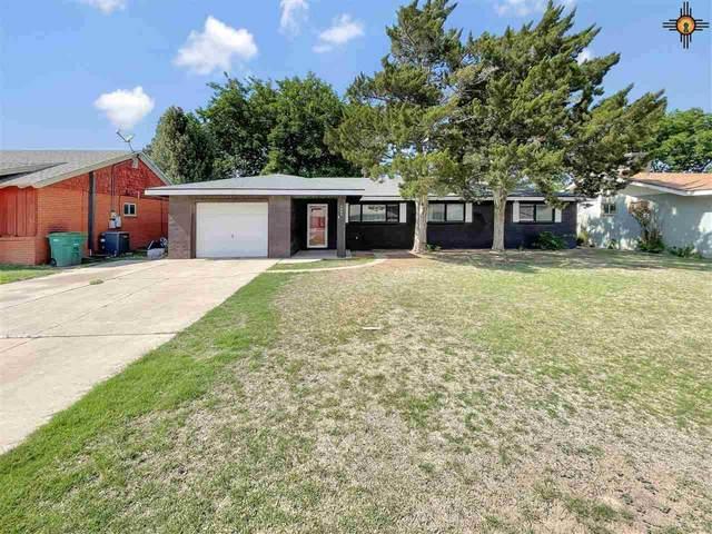 1404 W Avenue M, Lovington, NM 88260 (MLS #20212982) :: Rafter Cross Realty