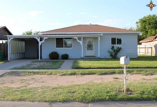 518 W Avenue J, Lovington, NM 88260 (MLS #20213072) :: Rafter Cross Realty