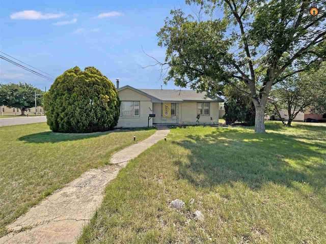 320 N 6th St., Lovington, NM 88260 (MLS #20213144) :: Rafter Cross Realty