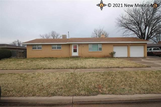 2316 Sharondale, Clovis, NM 88101 (MLS #20213201) :: Rafter Cross Realty