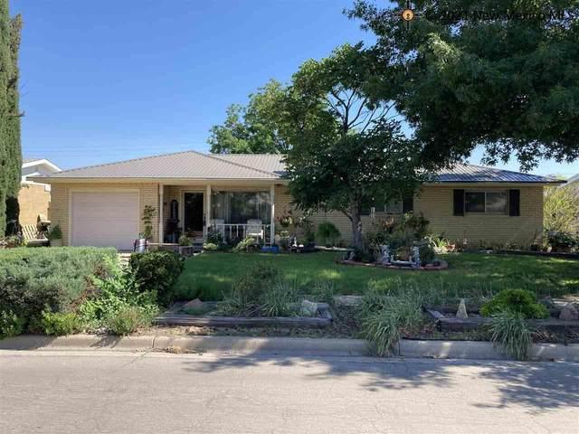 1200 W Avenue M, Lovington, NM 88260 (MLS #20213210) :: Rafter Cross Realty