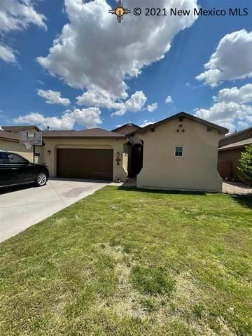 1605 W Avenue L, Lovington, NM 88260 (MLS #20213217) :: Rafter Cross Realty