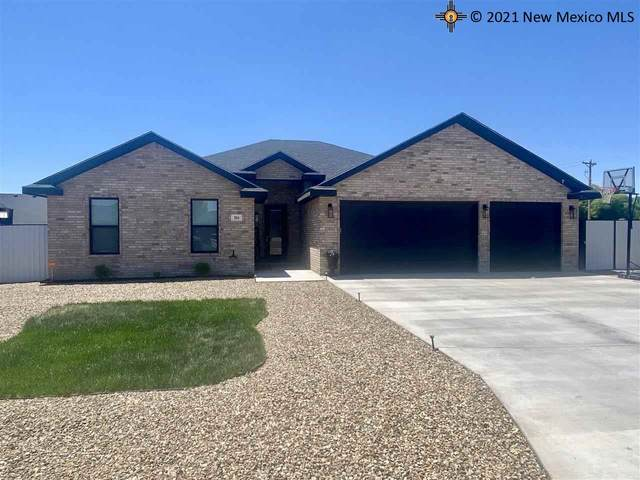 104 Blaine, Clovis, NM 88101 (MLS #20213219) :: Rafter Cross Realty