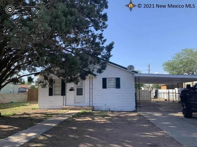 312 E Sanger St., Hobbs, NM 88240 (MLS #20213220) :: Rafter Cross Realty