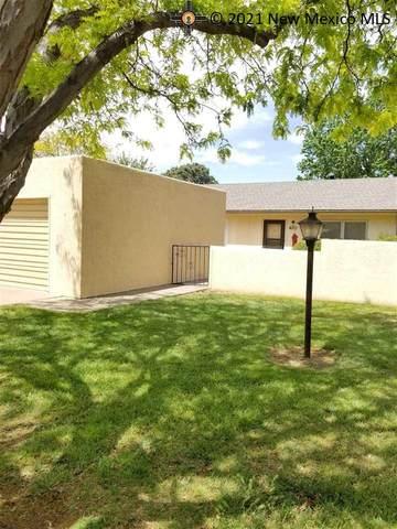 37 Paseo Villiage Drive, Clovis, NM 88101 (MLS #20213225) :: Rafter Cross Realty