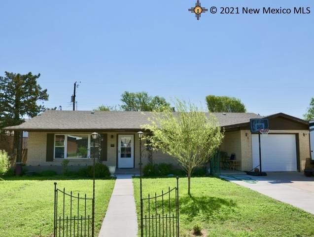 127 Texas Dr., Portales, NM 88130 (MLS #20213236) :: Rafter Cross Realty