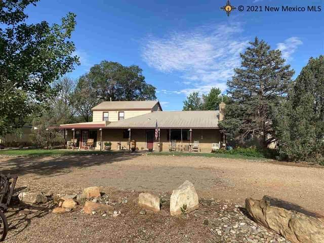 30 Pineway Blvd, Clovis, NM 88101 (MLS #20213239) :: Rafter Cross Realty