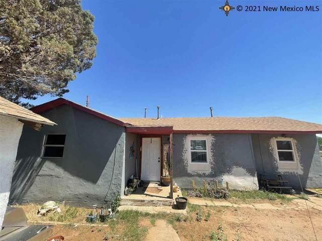 1419 E Brady, Clovis, NM 88101 (MLS #20213242) :: Rafter Cross Realty