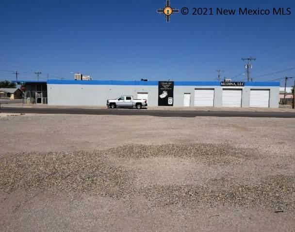 400 W Marland, Hobbs, NM 88240 (MLS #20213246) :: Rafter Cross Realty
